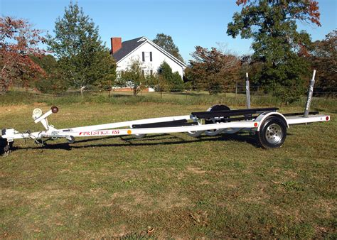 mastercraft boat trailer jack 2003 prestige 21 ski natique mastercraft trailer sold