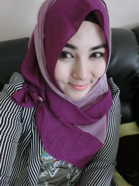 foto lebaran hijab style