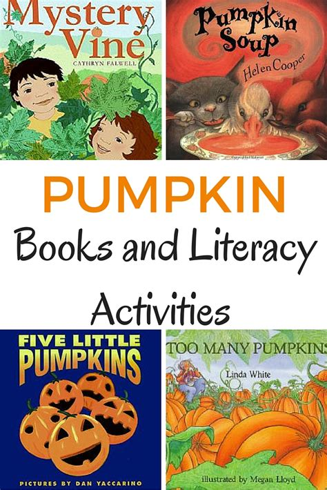 yours truly a pumpkin falls mystery books pumpkin books and literacy activities