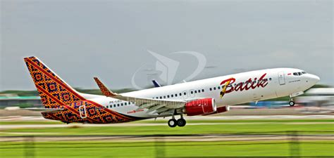 Batik Air On Time Performance | batik air raih on time performance