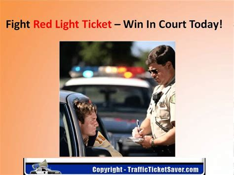 how to beat a light ticket easily beat a light ticket