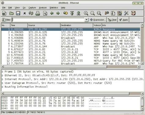 tutorial wireshark para monitoramento de rede wireshark download