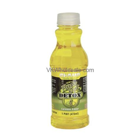Flushout Detox Philippines by Ch Flush Out Detox Lemon Lime Wholesale Detox Flush