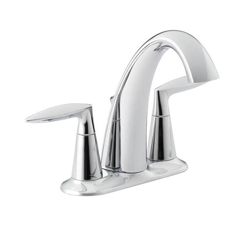 Kohler Faucets by Faucet K 45100 4 Cp In Polished Chrome By Kohler