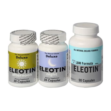 Eleotin Detox by Eleotin 174 Neuro Health Eastwood Companies