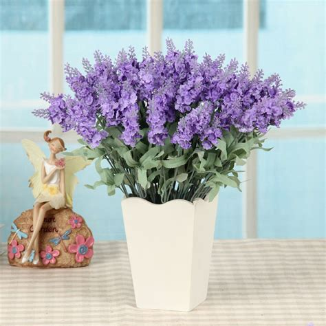 aliexpress com buy free shipping silk flower decoration flower dining table wooden vase