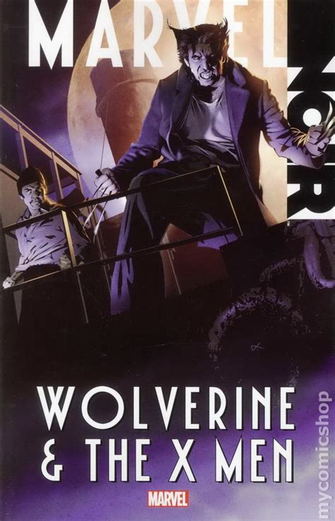 Marvel Noir Wolverine The X marvel noir wolverine and the tpb 2013 marvel