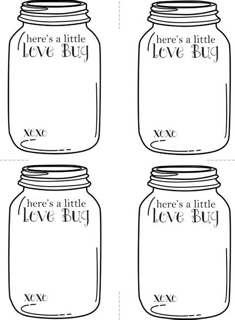 how to color jars jar clipart bug pencil and in color jar clipart