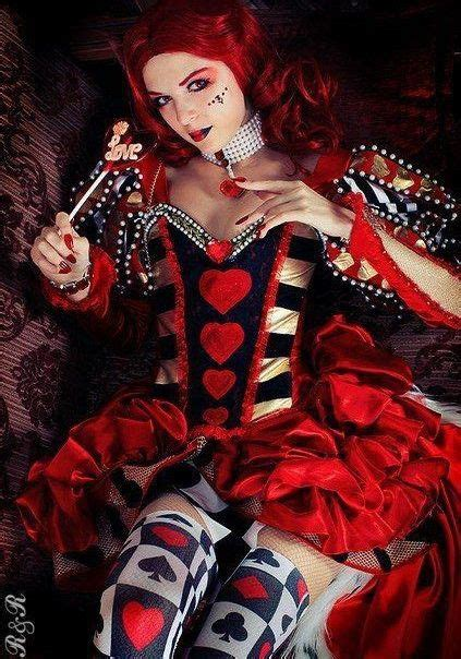film queen of hearts queen of hearts cosplay not from an actual film i know of