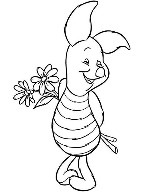 piglet coloring pages printable piglet coloring pages coloring me