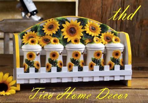 13 best sunflower kitchen ideas images on pinterest