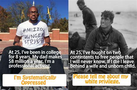 Privilege Meme - 3 memes today s liberal protestors vs history s freedom