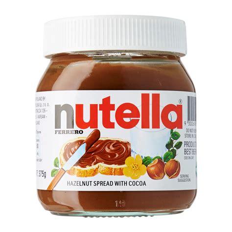 Nutella 400 Gr 2x200 Gr nutella 825 gram
