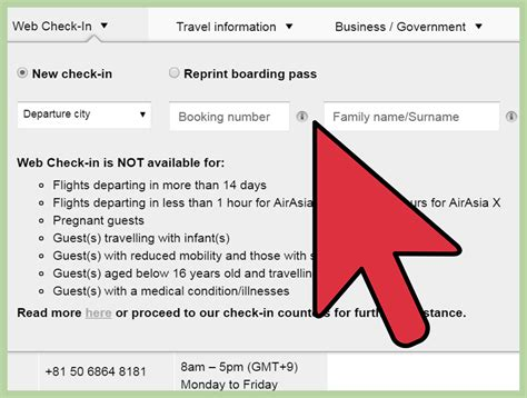 airasia print ticket how to check airasia bookings 9 steps with pictures