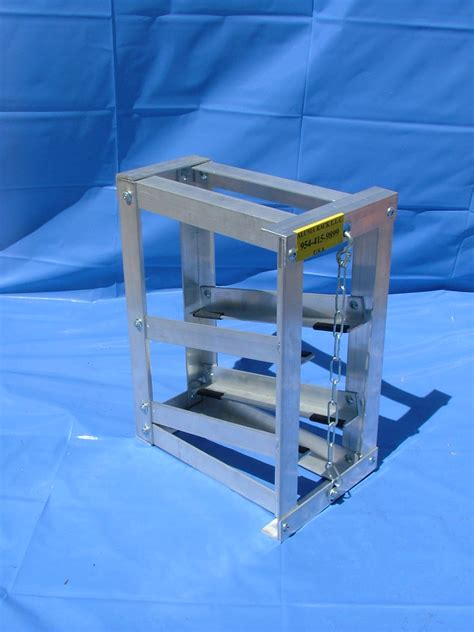 Ox 332 Decanter With Rack Oxone ox ac tank holders side aluma rack llc