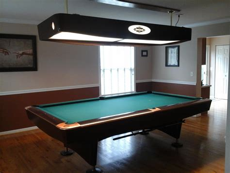 used pool table lights brunswick gold crown iv billiard table light for sale