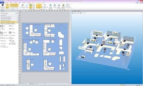 visio add on 3d visioner 2013