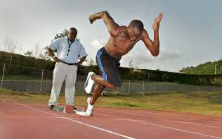 Usain bolt training routine diet plan and tips