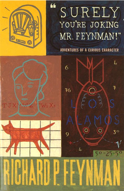 me and mister p books surely you re joking mr feynman by richard p feynman