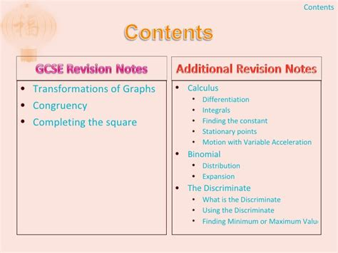 libro gcse revision notes for maths revision gcse and additional notes