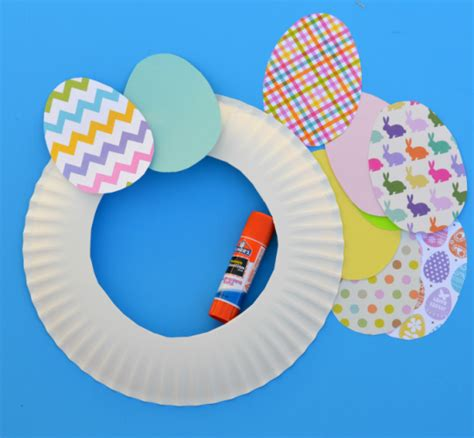 Easter Egg Paper Crafts - easter crafts for reader s digest