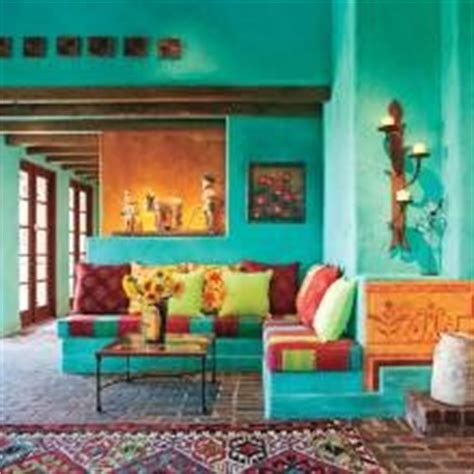 new mexico home decor colorful new mexican hallway my house my homemy house