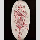 lantern-tattoo-drawing
