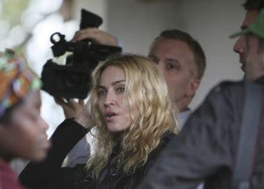 Malawian Judge Postpones Madonna Hearing by Against Child Trafficking Judge Slaps Madonna