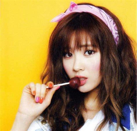 why bangs are ugly seohyun bangs fringe k pop amino