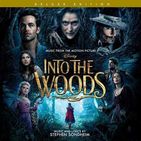 into the woods soundtrack download into the woods soundtrack tsd front covers