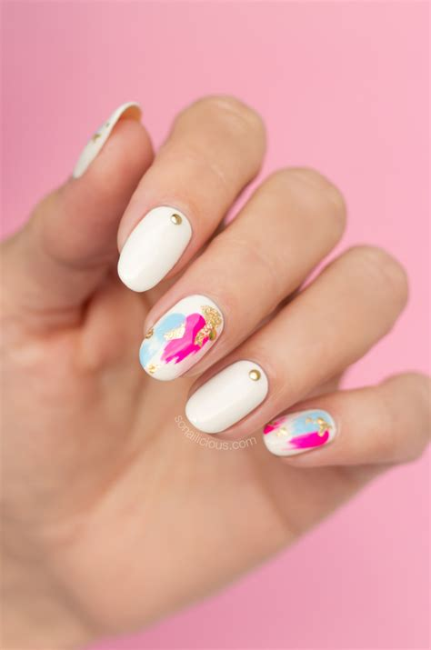 japanese nail japanese style foil nail like you ve never seen before