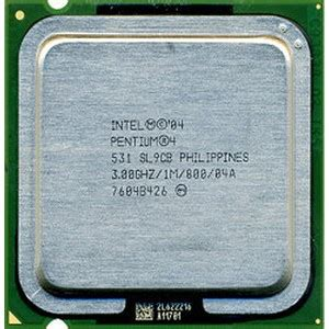 Prosesor Lga 775 Intel Pentium 4 3 0ghz hardware processors intel processors cpus pentium