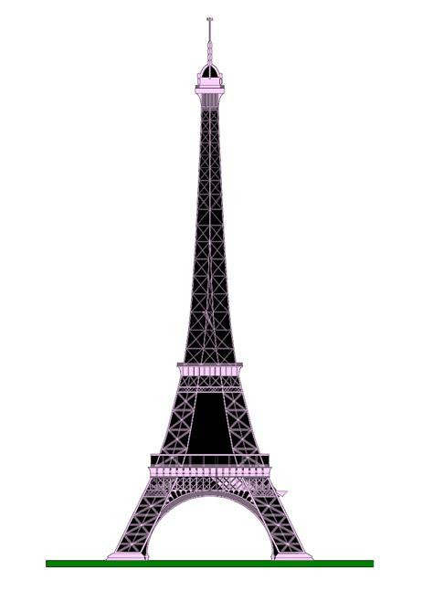 Home Of The Eifell Tower La Tour Eiffel Clipart 32