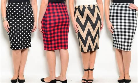 Sewing Room Ideas by How To Wear A Pencil Skirt If You Have A Midlife Middle