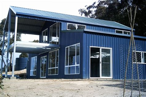 Garage Designs Australia lodges and livable barns ranbuild