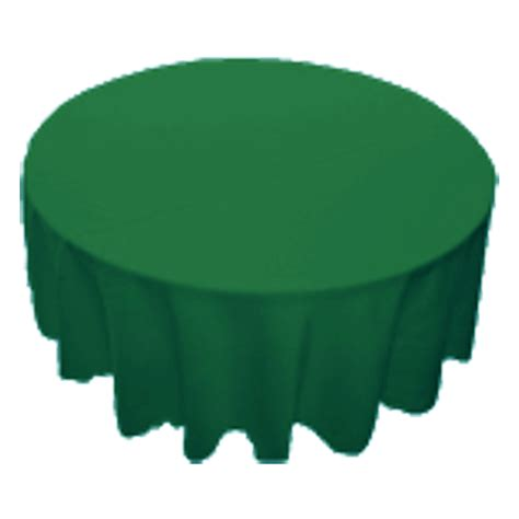 forest green table linens 90 inch polyester tablecloth forest green