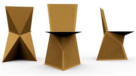 designboom cardboard tom de vrieze kraftwerk cardboard chair