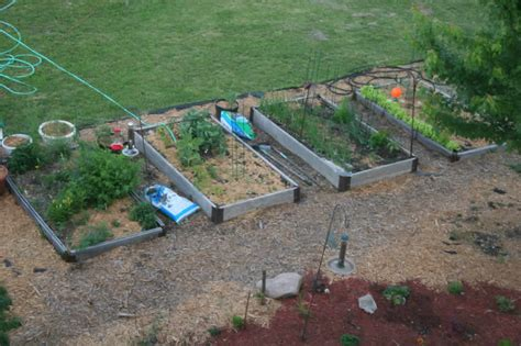american indian health raised bed gardens