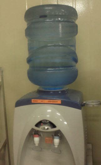 Dispenser Wadah Galon Air Minum Marmer berbuat baik one s