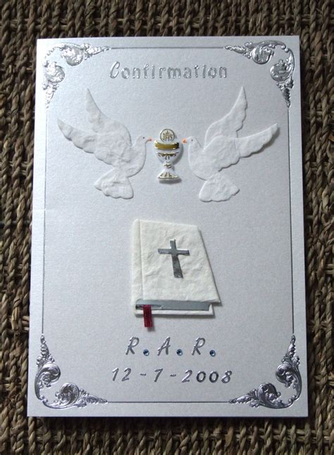 96 Best Images About Cards Confirmation On