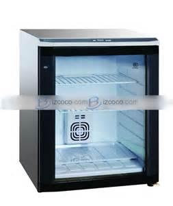 Glass Door Mini Refrigerator Mini Bar Refrigerator Glass Door Bizgoco