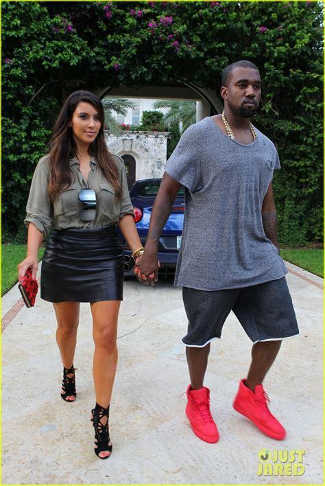kanye west house full sized photo of kim kardashian kanye west house hunting in miami 12 photo