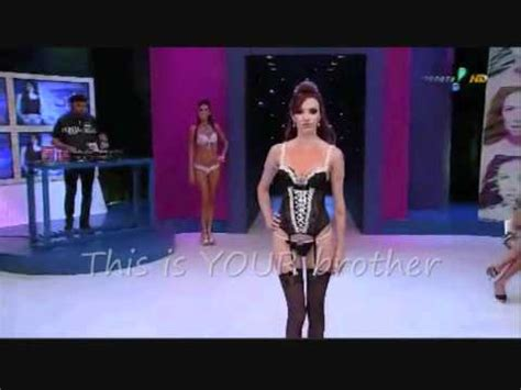 brazilian show men femninised boy to girl sex change transformation show vol 1 youtube