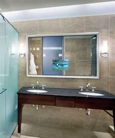 electric bathroom mirror stanford bathroom mirror tv electric mirror water