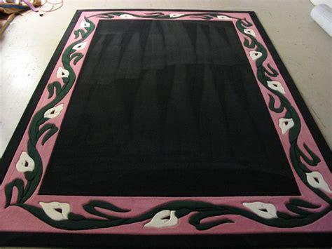 Custom Made Area Rug By G Fried Carpet Design Paramus Custom Design Area Rugs