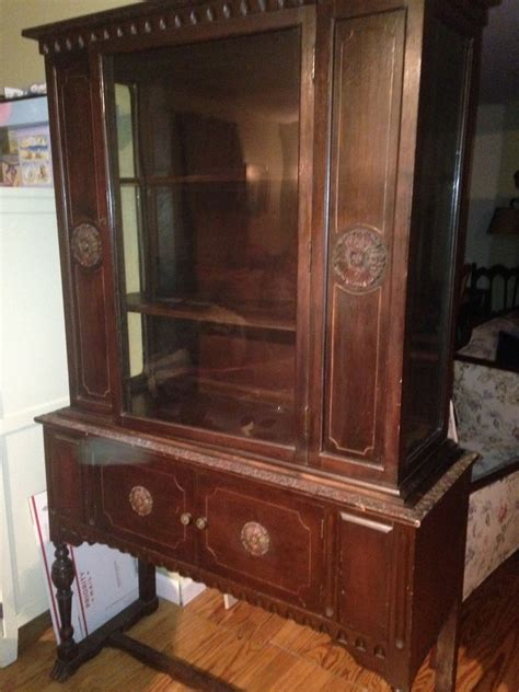 how much is my china cabinet worth china cabinet worth my antique furniture collection