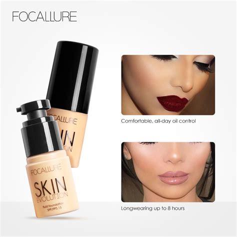 Makeup Focallure focallure makeup base liquid foundation bb