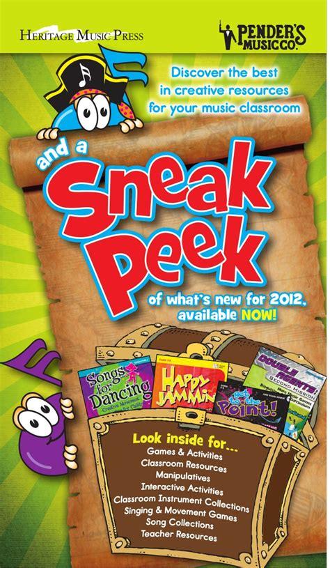 149 best images about sneak peeks behind the scenes elementary music classroom resources hmp sneak peek 2012