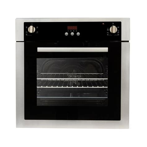 Oven Cosmos cosmo 24 in 2 cu ft single electric wall oven with 5