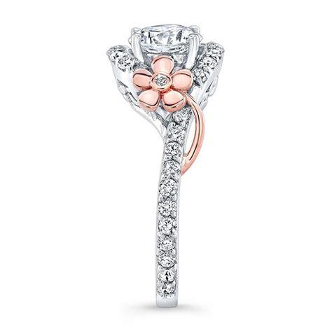 barkev s floral engagement ring 7936lt